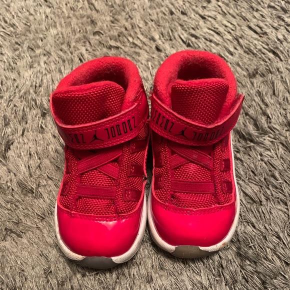 Jordan Shoes | Kids Infants Red Jordan
